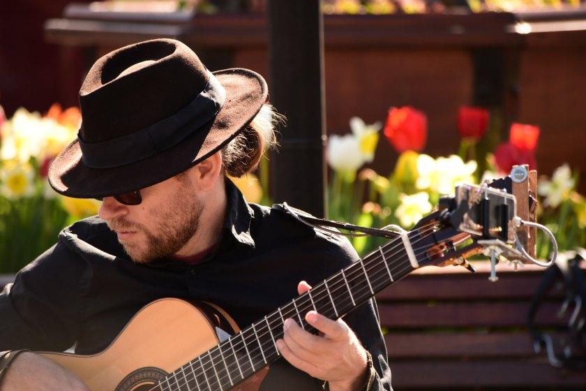 Guitariste - Fête de la Musique