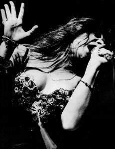 Janis Joplin en concert