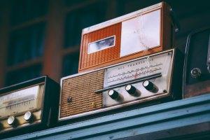 Postes de radio vintage